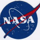 NASA National Aeronautics and Space Administration Agency United States Patch 4x3.35