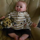 Reborn Baby Doll Boy  20 inches 'Everett'