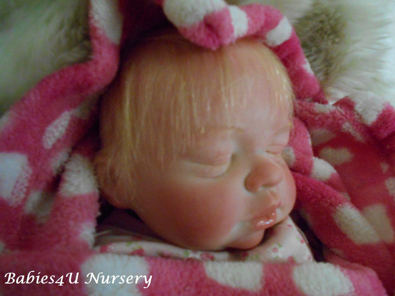 """Reborn Baby Doll Girl """"Aurora"""""""