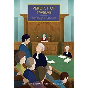 Verdict of Twelve by Raymond Postgate  Paperback