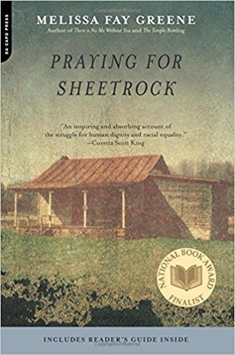 Praying for Sheetrock: A Work of Nonfiction by Melissa Fay Greene
