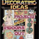 Decorating Ideas by Mary Engelbreit 2001 HB Book