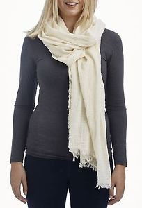 Spring Fall Winter Chambray Cotton Scarf