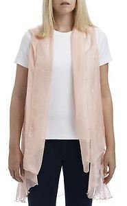Chiffon Scarf Vest(2in1 Style)
