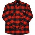 Dickies Sacramento L/S Shirt Red
