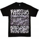 Famous Stars and Straps Rebel8 Taking Names T-shirt Black