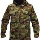 Brixton Verso Jacket Camo