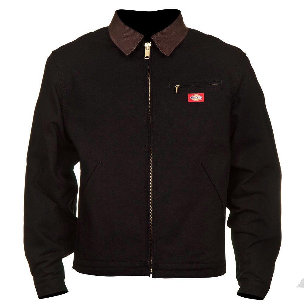 Dickies 758 Blanket Lined Duck Jacket black