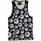 Mishka Keep Watch Tank Top Vest Black