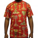 Crooks & Castles High Power T-Shirt Red Multi