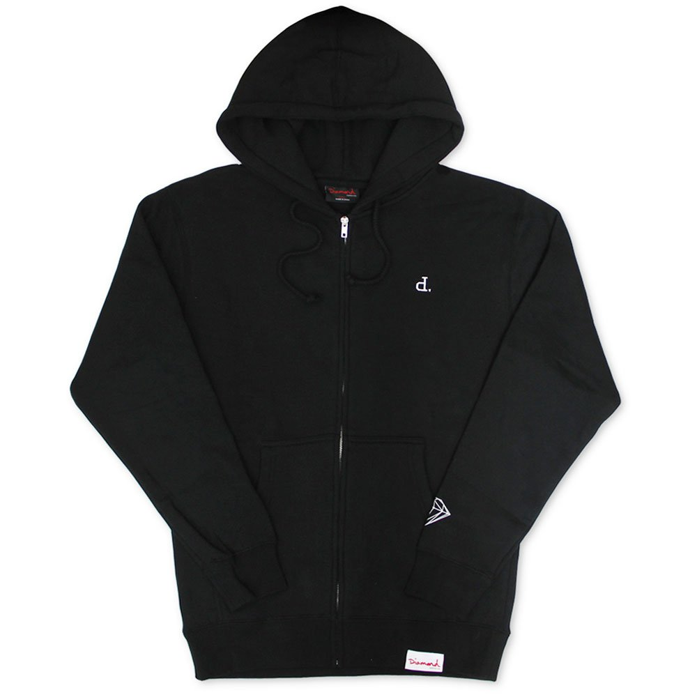 Diamond Supply Co Mini Un Polo Hoodie Black