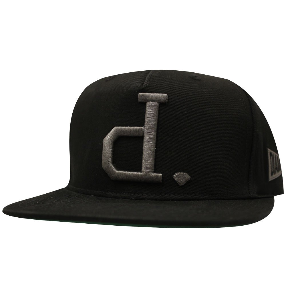 Diamond Supply Co Un Polo Snapback Black