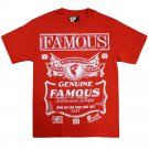 Famous Stars and Straps Way Ahead T-shirt Red White