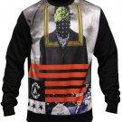 Crooks & Castles Son Of Crooks Sweatshirt Multi Black