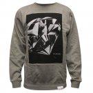 Diamond Supply Co Diamond Cut Sweatshirt Grey