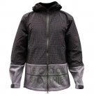 Crooks & Castles Sporthief Knit Anorak Jacket Black Multi