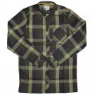 WeSC Darcy Long Sleeve Shirt Dark Chocolate