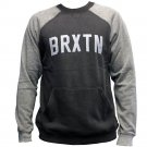 Brixton Hamilton Sweatshirt Washed Black