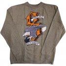 Rebel8 Dukes of Destruction Sweatshirt Grey