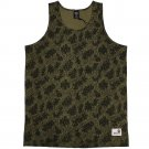 Crooks & Castles Outfitters Knit Tank Top Camo