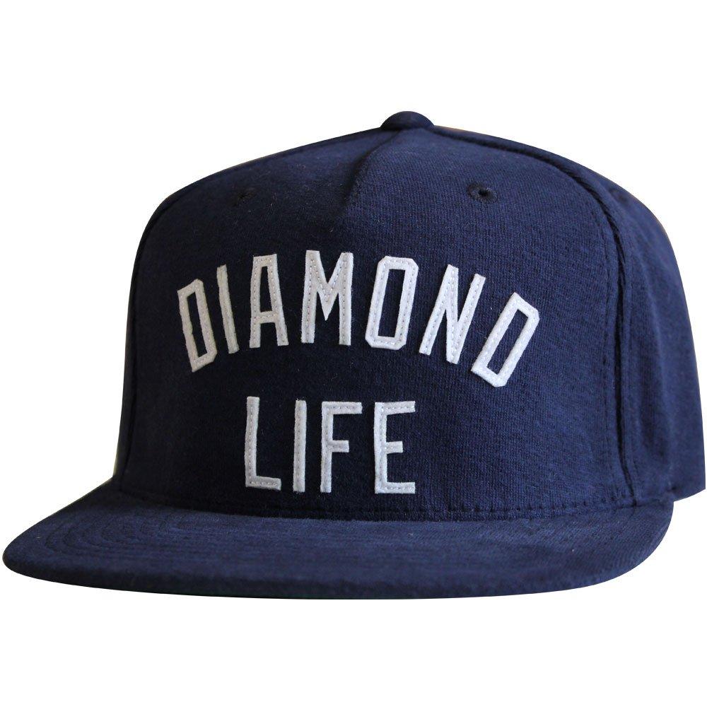 Diamond Supply Co Arch Snapback Navy