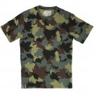 Lrg Core Collection Nine T-shirt Olive Camouflage