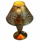 Asian'Shade : perforated copper handcrafted lamshade from Morocco Lighting
