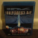 Independence Day, ID4 (1996) Blu Ray!, Will Smith Aliens FREE SHIPPING! LOOK!