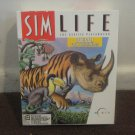 "SIM LIFE: The Genetic Playground , for Windows!! RARE BIG BOX PC GAME 3.5"" discs"