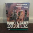 Daryl F. Gates POLICE QUEST: Open Season. **Rare** Big Box PC Game. Very Good Cond.