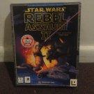 Star Wars: Rebel Assault II - The Hidden Empire. VINTAGE, Rare Big Box PC GAME.