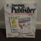 Compuworks Publisher - Full Featured Desktop Publishing for Windows. LOOK!