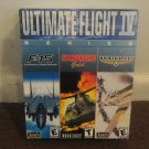 Ultimate Flight IV Series *RARE* BIG BOX PC Games. F-15, Comanche Gold WWII FTRS