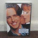 NINE MONTHS - DVD, Brand New and Sealed, Hugh Grant, Julianne Moore. LOOK!!!
