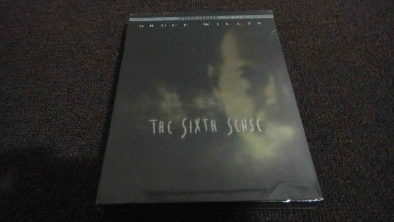 THE SIXTH SENSE - Bruce Willis, VISTA Series Edition, NEW SEALED. LOOK!!!