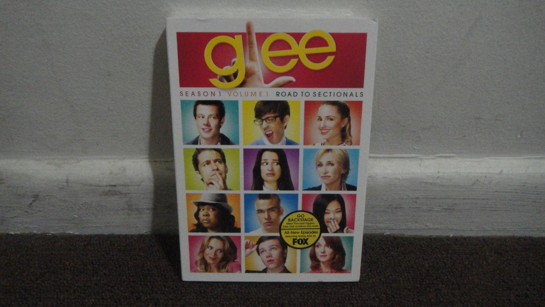 glee - DVD: Season 1 Volume 1, Season One, Brand New, Sealed. LOOK!!!