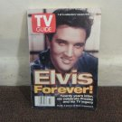 TV Guide ELVIS Cover August 16-22, 1997, 20 Years Later We Celebrate(of/4). Great Condition. LOOK!!!