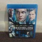ECHELON CONSPIRACY - BLU-RAY(ONLY), Ving Rhames, Martin sheen . LOOK!!!