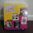 Software Toolworks PC Game Pack., of 5 games *VERY RARE* SEALED BOX. LOOK!