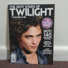 The Sexy Stars Of Twilight Collector's Edition Magazine