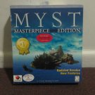 MYST: Masterpiece Edition (Vintage) COMPUTER CD-ROM (IN BIG BOX) RARE!!
