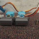 Nintendo Entertainment System (NES) - Power/Reset Switch Module, may need repair