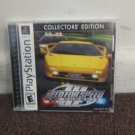 Need For Speed III Hot Pursuit Collector's Edition (Sony Playstation 1), nice.