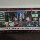 TIMES SQUARE, NEW YORK Panoramic 750 pc JIGSAW PUZZLE NYC NY 3' panorama USA NEW