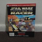 Star Wars: Episode I - RACER Official Players guide, Nintendo Power(N64). LOOK!!