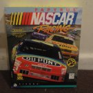Nascar Racing Papyrus 1996  MS-Dos 5.0 Sierra Games. Used in RARE BIG BOX. LOOK!