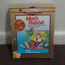 The Learning Company Math Rabbit Ages 4-7 CD. For Windows & MAC, in box. LOOK!!