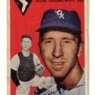 1954 Topps Bob Wilson #58, Not in good condition.....LOOK!!
