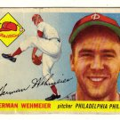 1955 Topps Herman #29, Not in good condition.....LOOK!!