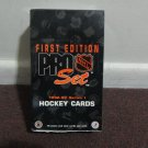 NHL PRO SET 1992-93 SERIES 1 FIRST EDITION HOCKEY OPENED BOX. Only 1 pack opened